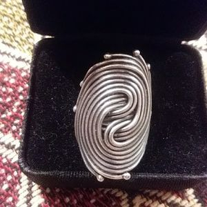 NEW ITEM. Sterling 925 silver ring